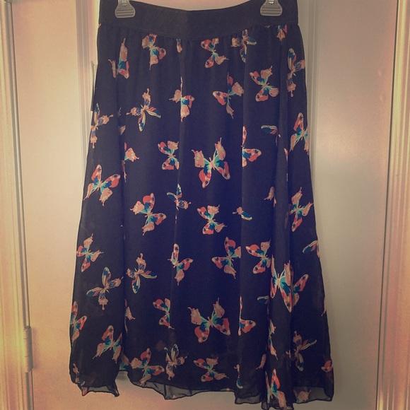 LuLaRoe Dresses & Skirts - Lularoe Lola Skirt